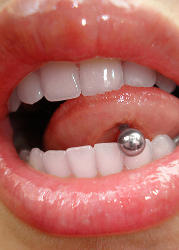Can Oral Piercings Damage Your Teeth Asheville Dental Saunders Dds