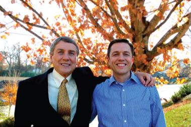Steven and Michael Saunders - Asheville Emergency Dentist