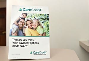 Care Credit - Payment for dental services in Asheville