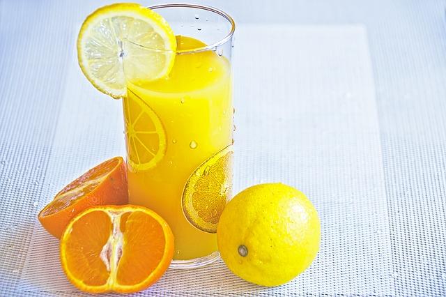 A Glass of Orange Juice